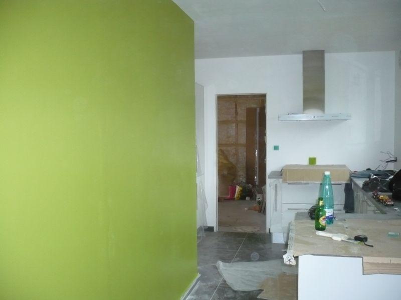 Couleur des murs avec faience couleur coquille d oeuf 14 - Quelle couleur avec le vert anis ...