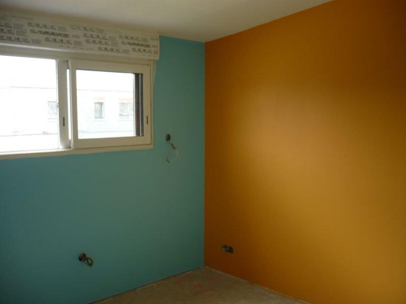 Chambre Turquoise Et Orange ~ Idées Novatrices D\'intérieur et De Meubles